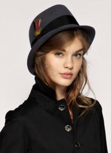 Фото - Женская шляпа