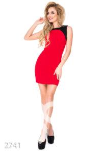 Фото - Красное платье
