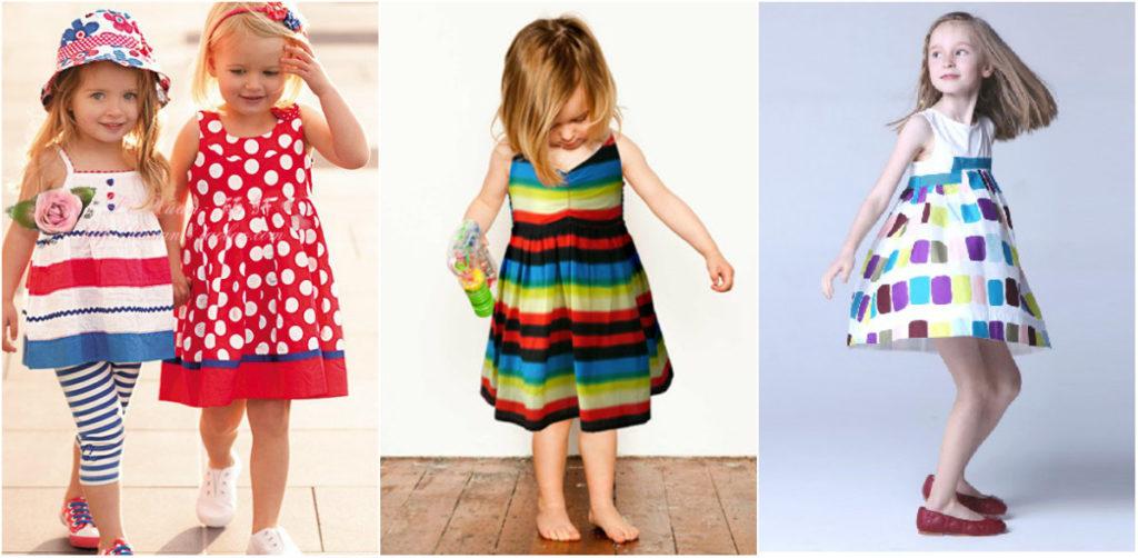 Фото - Дети в разноцветной одежде
