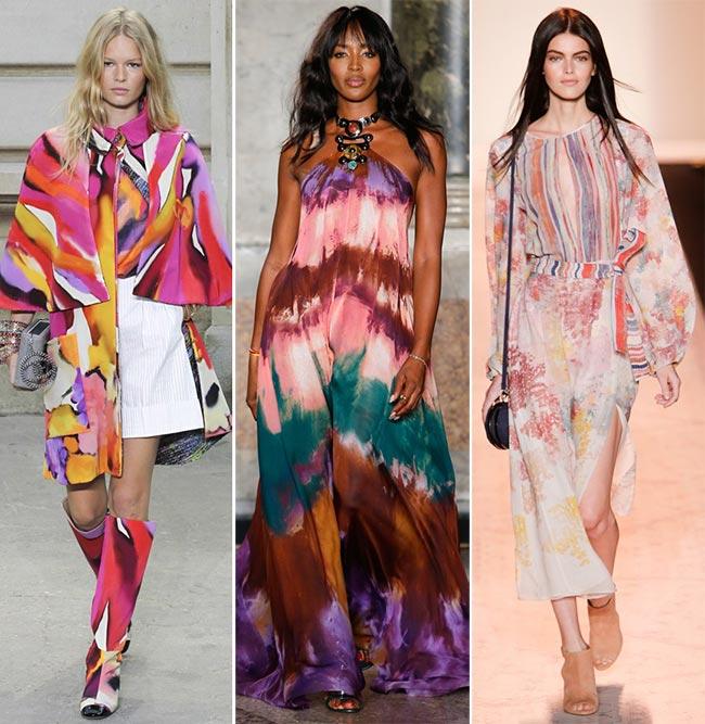 Фото - Модные платья яркой окраски