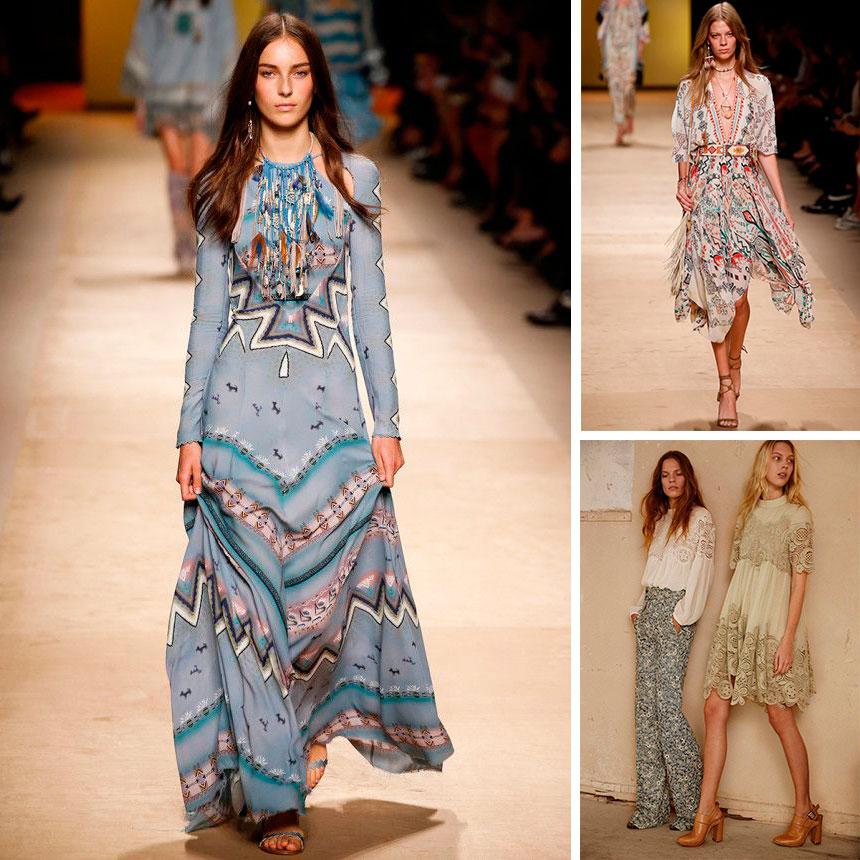 Фото - Модели в платьях