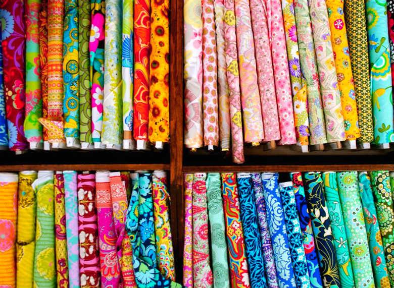 Фото - Модные ткани весна-лето 2017