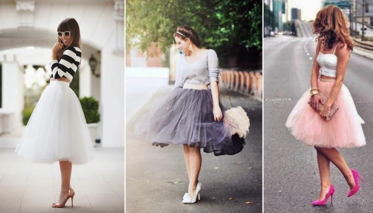 Фото - Пышные юбки