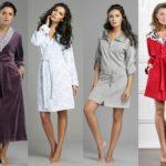 Трикотажный халат: основы выбора удобной домашней одежды