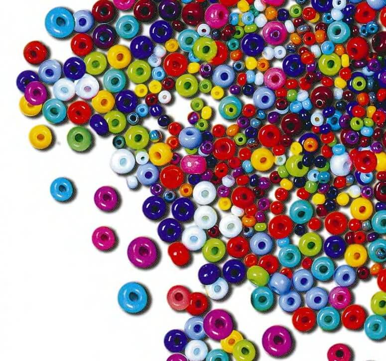 Фото - Разноцветные бусики