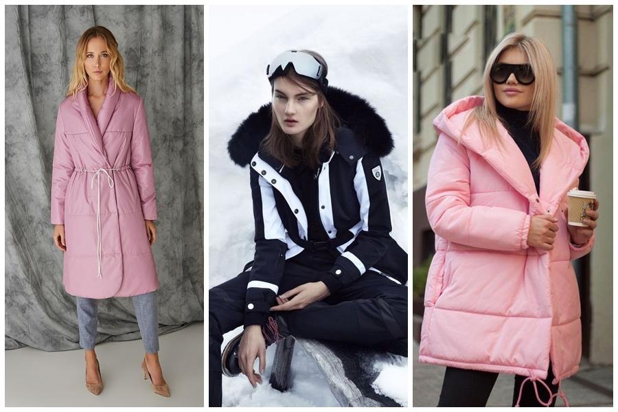 женские термо-куртки