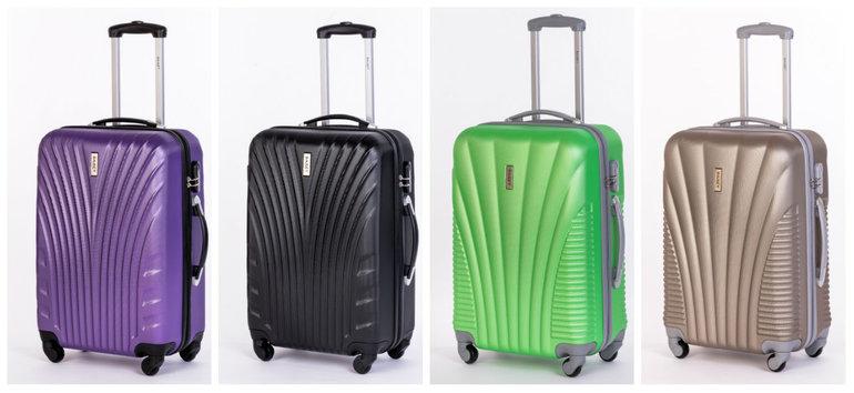 Тканевый или пластиковый чемодан – что надёжнее? - Дом