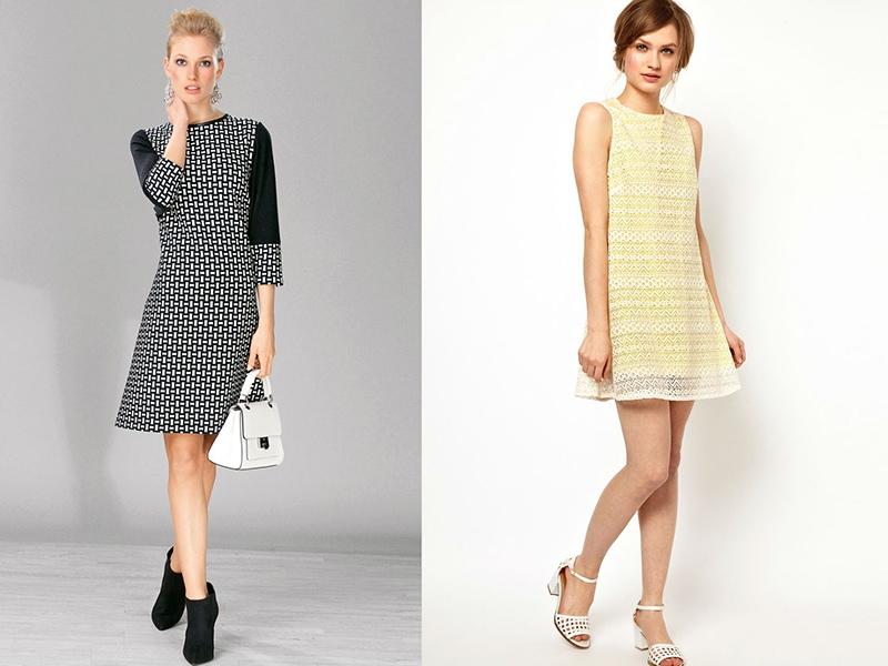 Фото - Модные платья на девушках